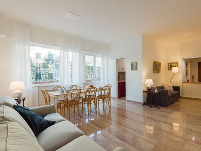 Photo for Apartment Music Concert Hall in Roma: Centro Storico - 4 persons, 2 bedrooms