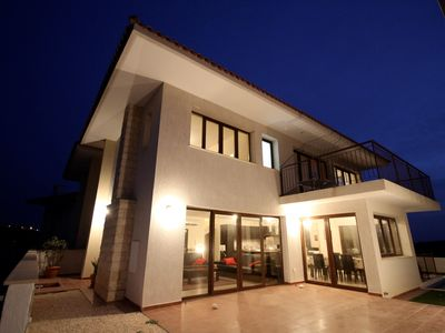 Photo for Spacious, 4 bedroom villa + private pool/garden + shared main pool/tennis court