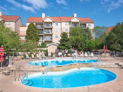 Photo for Entertainment Awaits – Wyndham Branson at the Meadows 2-Bedroom Condo