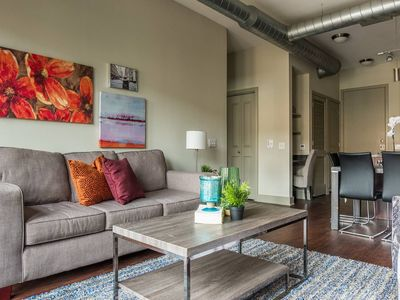 Photo for Elegant & Spacious | Minutes to Dallas Market Ctr