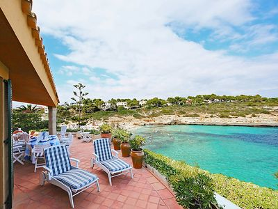 Photo for Vacation home Cala Mendia Sea Views in Porto Cristo - 6 persons, 3 bedrooms
