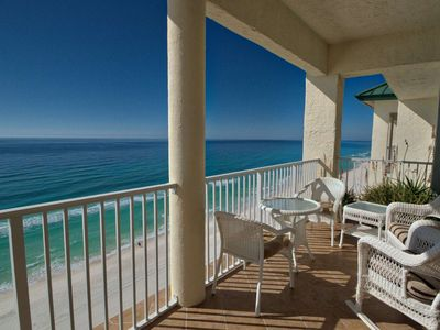 Photo for Gulf Front Penthouse Wifi Views from every room! Great Location at Long Beach