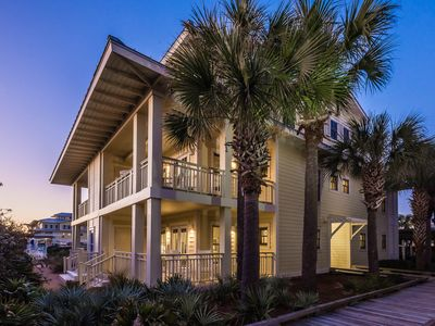 Photo for Stunning Gulf Front WaterColor Condo! Recently renovated, photos coming soon!