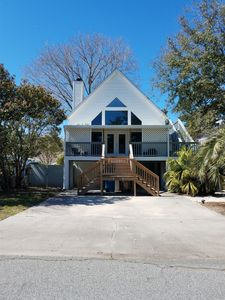 Photo for 3 story 3-4br/rec/game rm 3ba house 5 blocks from beach sleeps 9-12 comfortably