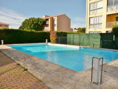 Photo for Apartment T3 in residence with swimming pool
