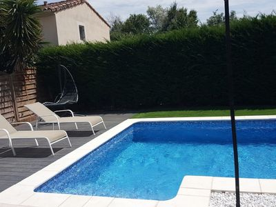 Photo for Superb Villa in Cannes with Private Pool in Secure Residence in a quiet location