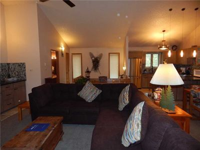 Photo for Lookout Village A6: 2 BR / 2 BA condominium in Fraser, Sleeps 6