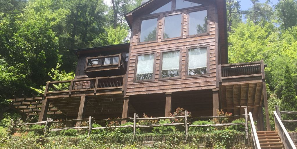 Unmatched Luxury Right On The Toccoa River Vrbo