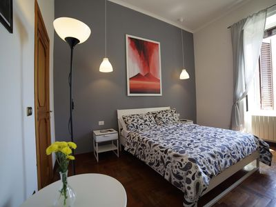 Photo for Vesuvio Rosso Room