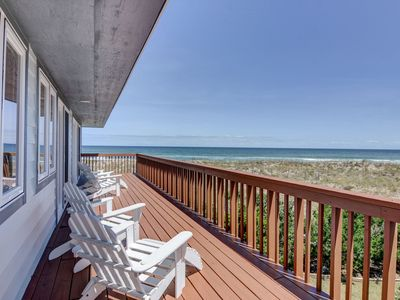 Photo for Sea Oats – Enjoy a soothing vacation getaway in this quiet ocean view home