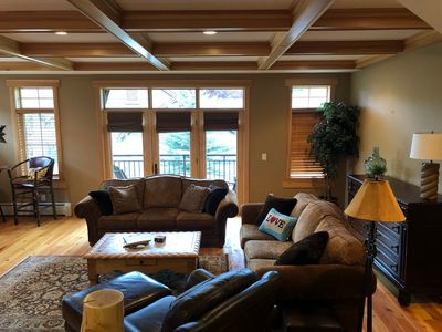 Photo for Large Big Sky Condo, sleeps 12-14. Close to Yellowstone and world class skiing!