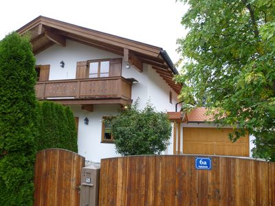 Photo for Apartment Wandinger.  Own semi-detached house - arrive and feel good
