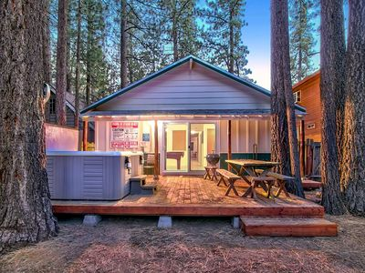 Photo for Al Tahoe 3 Bedroom Home with Hot Tub,Great Location near Lake and Meadow
