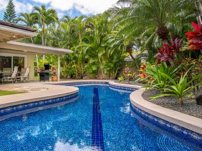 Photo for *15% discount on stays in August* Hale Kimo located just a beach path away from Kailua Beach!