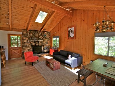 Photo for Nestled Inn - Mountain Cabin Surrounded by Trees