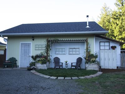 Photo for 1BR Cottage Vacation Rental in Cottage Grove, Oregon
