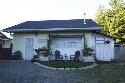 Front of B&B