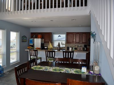 Photo for Beautiful views and a short walk to the beach!  No linen fees!