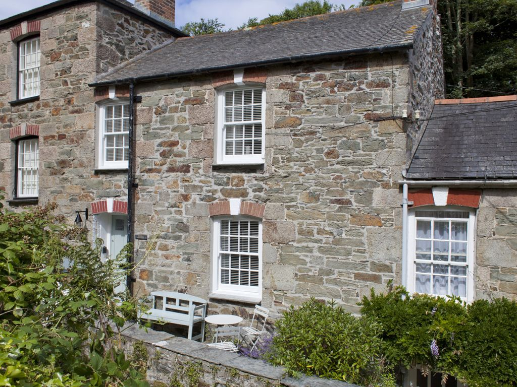 Modern Stone Cottage 2 stippy stappy - a two bedroom stone cottage - homeaway saint