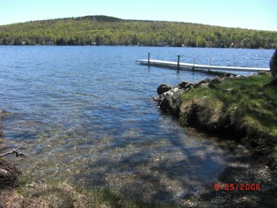 Photo for Private Waterfront Cottage On Rangeley Lake