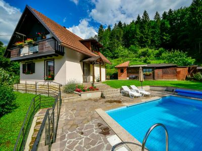 Photo for Vacation home Božica in Brod na Kupi - 6 persons, 3 bedrooms