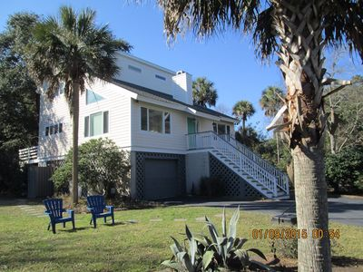 3 Bedroom House - 5 Minute Walk to Pristine Beach and Wild Dunes Sports Card