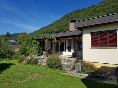 Holiday home Luma (with terrace and garden)