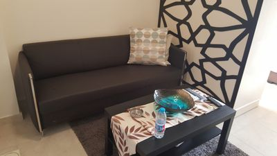 Photo for 1 BR - NEW Fully Furnished studio for RENT In Abdoun So Classy & Cozy