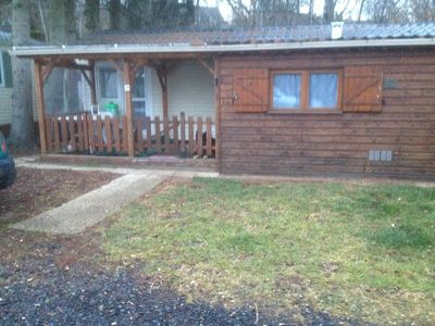 Photo for RENTAL MOBILE HOME / CHALET