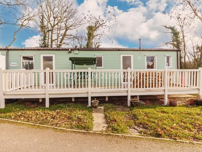 Photo for 6 berth dog friendly caravan for hire at Carlton Meres park in Suffolk ref 60085