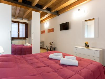 Photo for Dimora Carducci Comfortable apartment with 4 sleeps