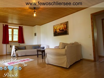 Photo for Apartment located directly on the edge of the forest