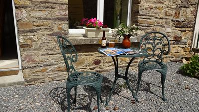 Photo for La Maison Rose. Visit beautiful Brittany and experience France at it's best!