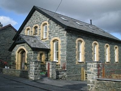 Photo for Spacious Converted Chapel in Snowdonia