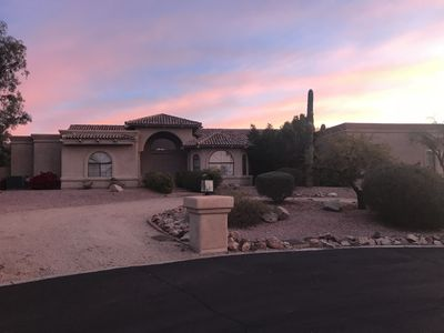 Photo for North Scottsdale 3bd - sleeps up to 8