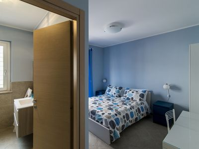 Photo for Guest House near Rome - Blue Room 1 floor