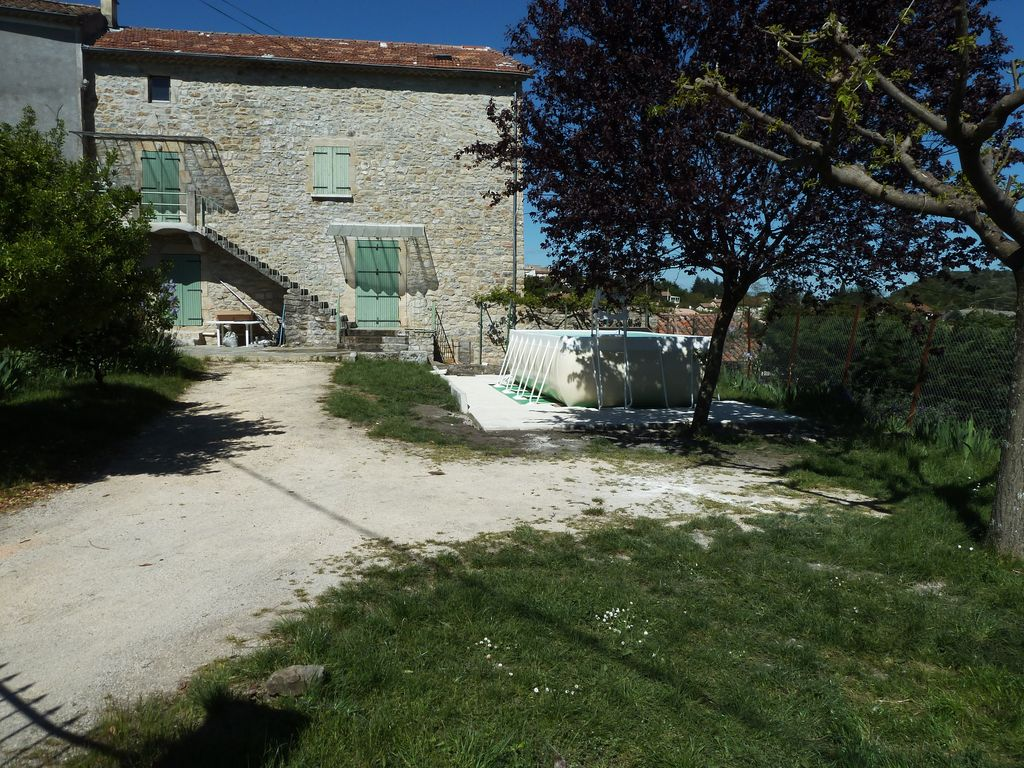 House 120 M2 Swimming Pool Saint Paul The Young Ardeche 6 People