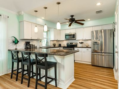 Photo for 5★ Free bikes & kayaks included! One of the most requested homes on the island!