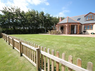 Photo for Luxury house near Rock with beautiful countryside views - perfect for 2 families