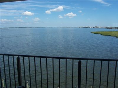 Photo for Ocean City, Maryland-Bay Front Condo REMODELED 2015! -94th St- Beautiful View!