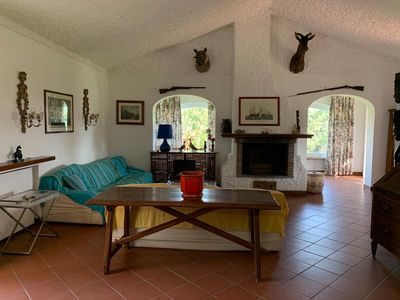 Photo for Wonderful villa on the Circeo 900 meters from the sea