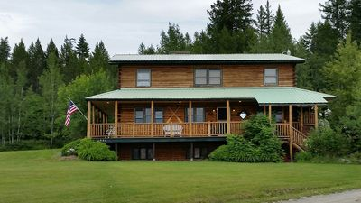 Photo for Montana Homestead becomes yours while you are visiting Glacier National Park.