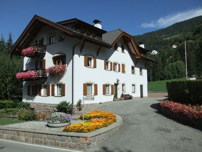 Photo for House Brugman Apartment ***, in St. Peter / Tal 4 km before Ortisei / Val Gardena