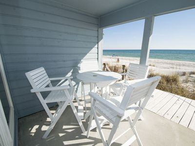 Photo for Paradise30A~ Four Steps, Amazing Gulf Views, Beach Front! Walk/Bike to Rosemary!