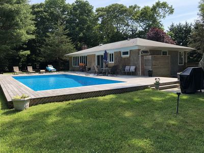 Photo for Oasis in the Hamptons (RR 18-1358)