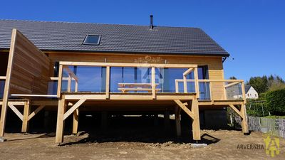 Photo for Chalet Sancy Nature - Chalet - Capacity 4 people