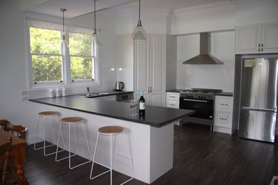 Beautiful Renovated Kitchen with all new modern fittings.