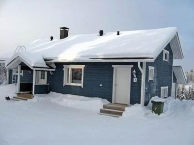 Photo for Vacation home Rukan seitakallio 1, siula in Kuusamo - 8 persons, 1 bedrooms