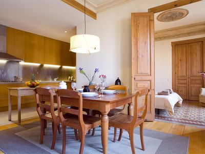Photo for Spectacular Apartment!, Right To The Ramblas, The Heart Of The Histori