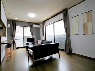 Photo for 3Bed Rooms Beppu House Free car park for2 / Beppu Oita